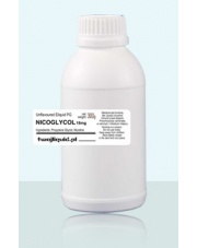 NICOGLYCOL Unflavoured Eliquid PG 300g moc 18mg